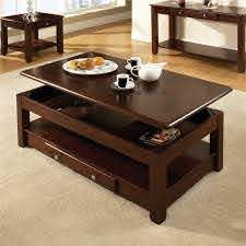 bowery hill lift top coffee table in