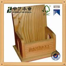Wooden Menu Display Stands Wood Holder For Phone Wooden Display Stand Business Card Holder 53