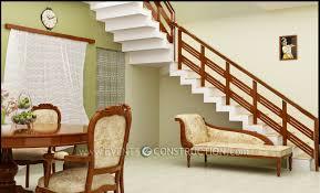 evens construction pvt ltd stair area design