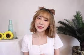How To 3 ทรงผมสนสายเกา 2019 ทำงาย ไดลคนารกแบบสาวเกาหล