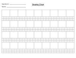 Class 1 A Seating Chart Rows Seating Chart By Candices Music Room Teachers Pay