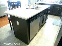 install countertop