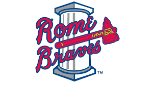 Rome Braves logo, symbol, meaning, History and Evolution