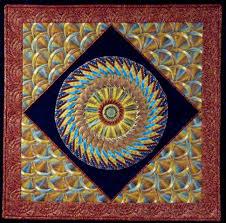 quilted mandala | Mandala | Pinterest & quilted mandala Adamdwight.com