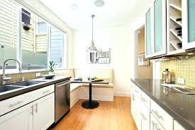 breakfast nook lighting kitchen as well contemporary with none pendant breakfast nook lighting