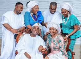 Breaking News : Bishop David Oyedepo and wife celebrate 38th wedding  Anniversary -