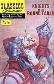 classics ilrated 108 knights of the round table 1953 3
