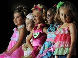 "labour minister bans mini miss pageant flanders today ""a damaging effect"""