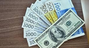 Представитель НБ КР комбанки не договаривались сдерживать курс  Национальная валюта и долларовая купюра