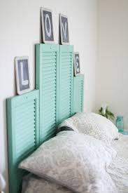 aka design shows us how to make a reclaimed diy wood headboard with new wood i wanted to include this one because my oldest daughter bree and her
