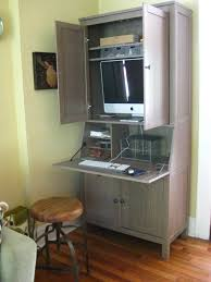home office desk armoire. 55 most mean office furniture modular home small desk portable computer tv armoire finesse
