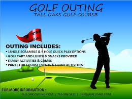 15 Free Golf Tournament Flyer Templates Fundraiser
