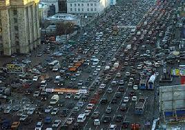 Реферат Захарова Д В Анализ влияния выбросов автотранспорта  Рисунок 1 Загрязнение атмосферы автомобильными выхлопами в пробках города