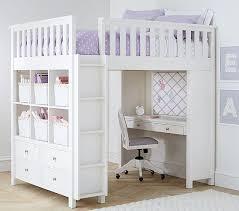 loft beds for kids pottery barn.  Kids Elliott Loft System Throughout Beds For Kids Pottery Barn L