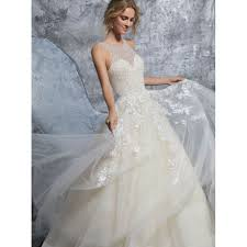 8215 Bridal Wedding Dress Kiara Mori Lee Wedding Dresses