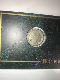 3 Coin Buffalo Nickel 5 Set 1935 1936 D In Custom Holder
