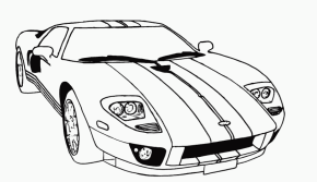 Small Picture Cars Nissan GTR Coloring Page NissanGTR Coloring Page GTR