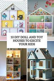10 diy doll and toy houses to excite your kids cover