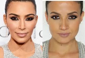 kim kardashian cannes makeup 2016 100 makeup tutorial adrilunamakeup you