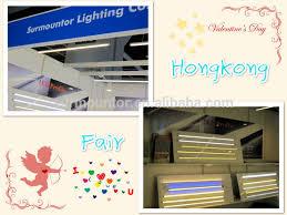 led glass lighting. aluminum led edge lit profileled frofile for glass lighting