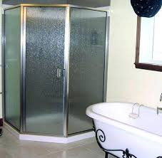corner shower stalls. Complete Shower Kits Stall Tips On Selecting  Appropriate Corner Stalls Bath Decors .