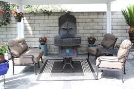mand cast aluminum powder coated 5pc outdoor patio deep seating set antique bronze