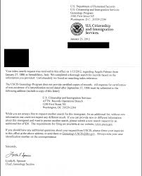 Gallery Of Sample Letters To Uscis