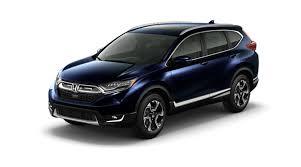 Color Options For The 2019 Honda Cr V
