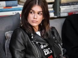 the karlxkaia leather jacket