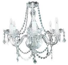 tipperary crystal evoke 6 arm chandelier