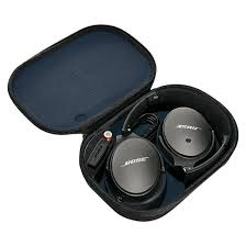 bose 25. bose® quietcomfort® 25 acoustic noise cancelling® wired headphones (ios) - black bose m
