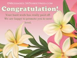 congrats on the new job quotes congratulation messages for promotion 365greetings com