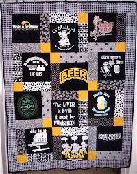 Craft Beer T Shirt Quilt Save Water Drink Beer Beer Art T & Like this item? Adamdwight.com