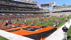 Paul Brown Stadium Cincinnati Bengals Stadium Journey