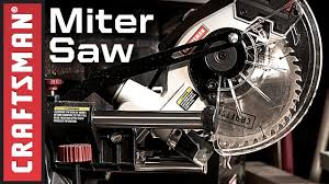 craftsman sliding miter saw. craftsman sliding miter saw u