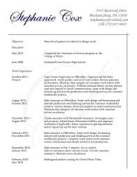 letterhead for resume