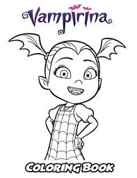 Printable coloring pages online picture nº 17. Vampirina Coloring Book Coloring Book For Kids And Adults Activity Book With Fun Easy And Relaxing Coloring Pages By Alexa Ivazewa Paperback Barnes Noble