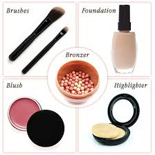 things needed for well defined cheekbones makeup