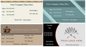 business card office open office business card template