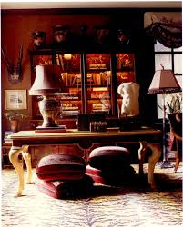red home office. 20 home office ideas and color schemes red h