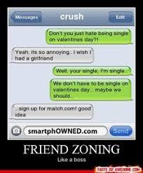 Friend Zone! on Pinterest | Funniest Memes, Friends and Funny Friends via Relatably.com