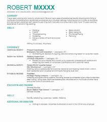 Insulation Installer Resume Sample Installer Resumes Livecareer