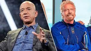 Jeff Bezos'tan uzaya çıkacak Richard Branson için tebrik mesajı - SDN
