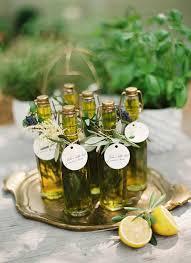 1  Beautifully bottled treats like olive oil or bubble bath