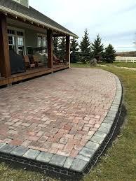 paver patio restoration paver patio repair columbus ohio photo inspirations