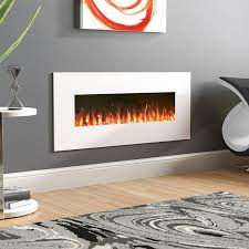 wade logan lockport pearl wall mounted electric fireplace reviews