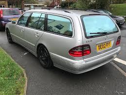 2002 02 MERC E320 CDI ESTATE NOT E220 auto drives great   in ...