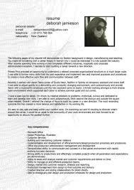 deborah jamieson resume