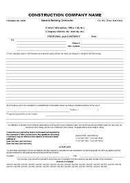 free printable bid proposal forms free construction bid proposal template download construction