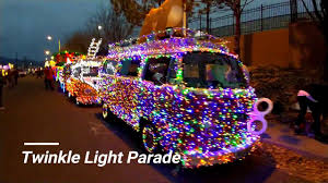 Albuquerque Christmas Light Parade Twinkle Light Parade Route 66 Aircooled Vw Club Christmas Lights